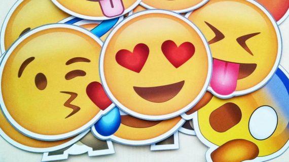 ¿Cuáles son los 'emojis' más utilizados?
