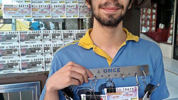 El cupón de la ONCE reparte 20.000€ en Salamanca