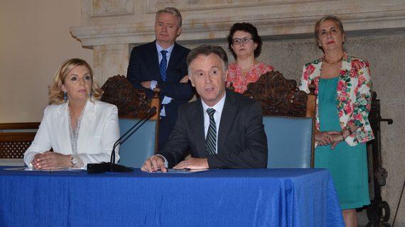 Iberia confía en la escuela de pilotos salmantina Adventia para sus próximas incorporaciones
