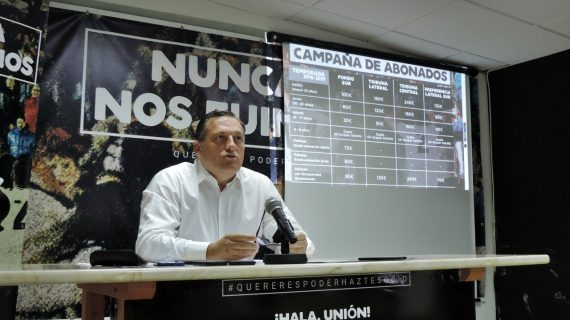 El Salamanca CF UDS lanza una ambiciosa campaña de abonados