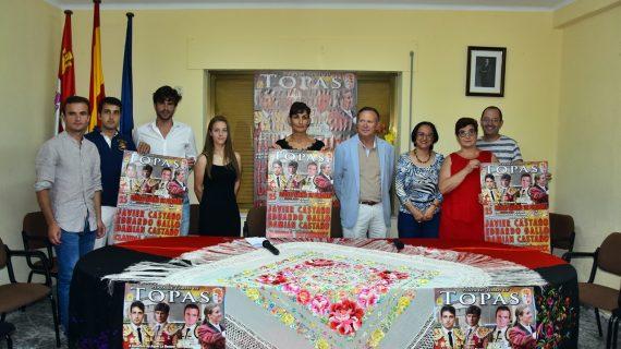 Topas presenta un festival taurino benéfico muy atractivo
