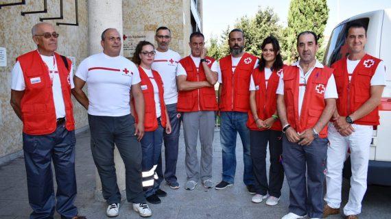 Dos salmantinos parten a Cádiz como voluntarios de Cruz Roja ante la llegada de inmigrantes a las costas andaluzas