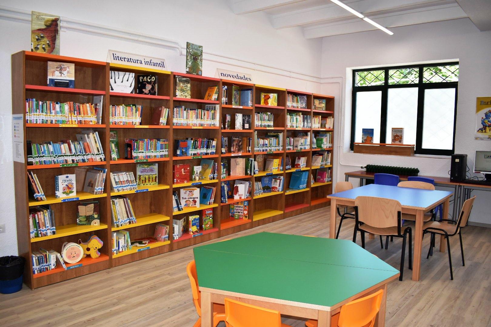 La red municipal de bibliotecas suma más de 1.200 nuevos usuarios durante el primer semestre del año
