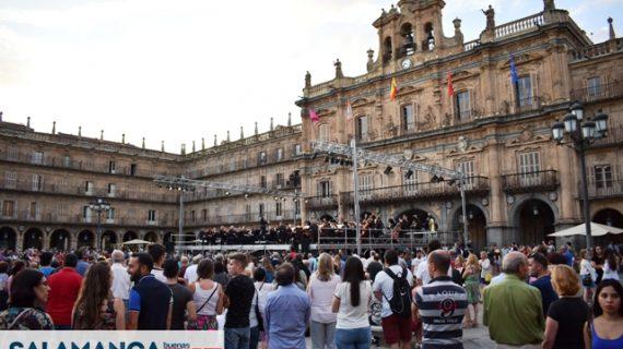 Un escenario de lujo para la Orquesta Sinfónica de Castilla y León