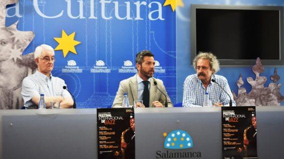 El Patio de Escuelas Mayores acogerá el Festival Internacional de Jazz
