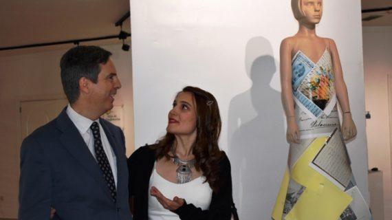 Inés Luna Terrero, protagonista de la nueva muestra del Espacio Joven