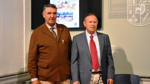 Salamanca acoge su XXXI Concurso Morfológico y Funcional de Caballos P.R.E
