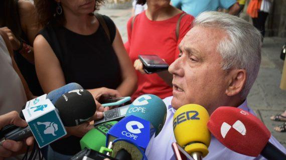 Salamanca se vuelca en el recuerdo a Miguel Ángel Blanco y las víctimas del terrorismo