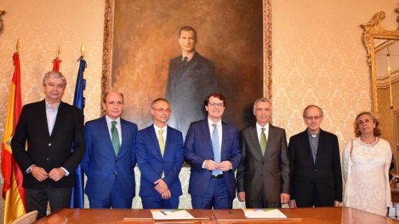 La Catedral Nueva y la Hospedería Fonseca renovarán su iluminación