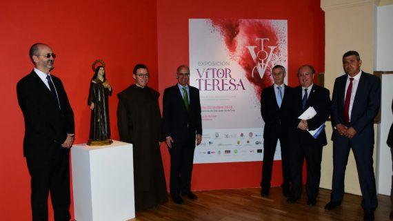 Inaugurada en Alba de Tormes la muestra 'Vitor Teresa'