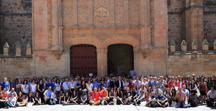 Cifras de récord en la Reunión Científica en Salamanca de la Sociedad Española de Astronomía