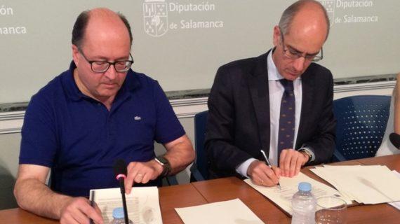 La Diputación y Proyecto Hombre renuevan su convenio de colaboración