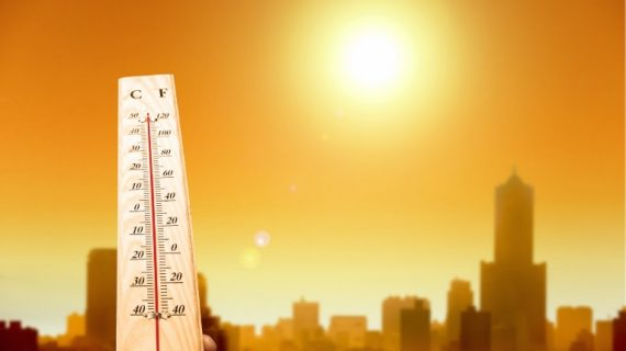 Cuando 'aprieta' el calor…