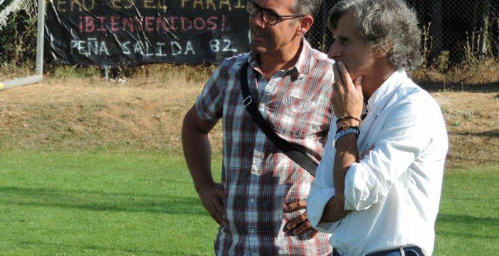 Roberto Aguirre ya es entrenador de Unionistas de Salamanca