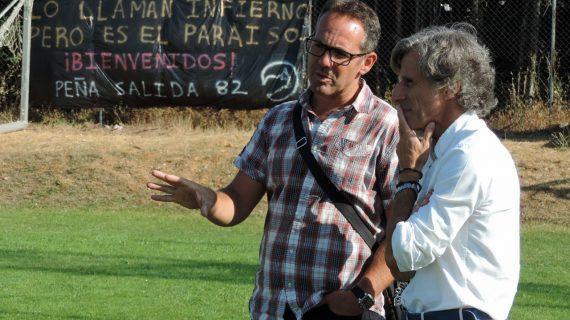 Unionistas renueva a Aguirre y a Ayoze