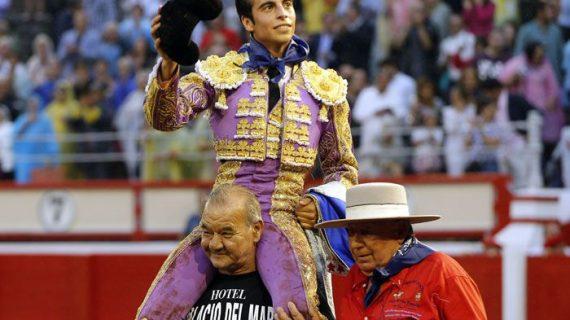 Alejandro Marcos triunfa en Santander