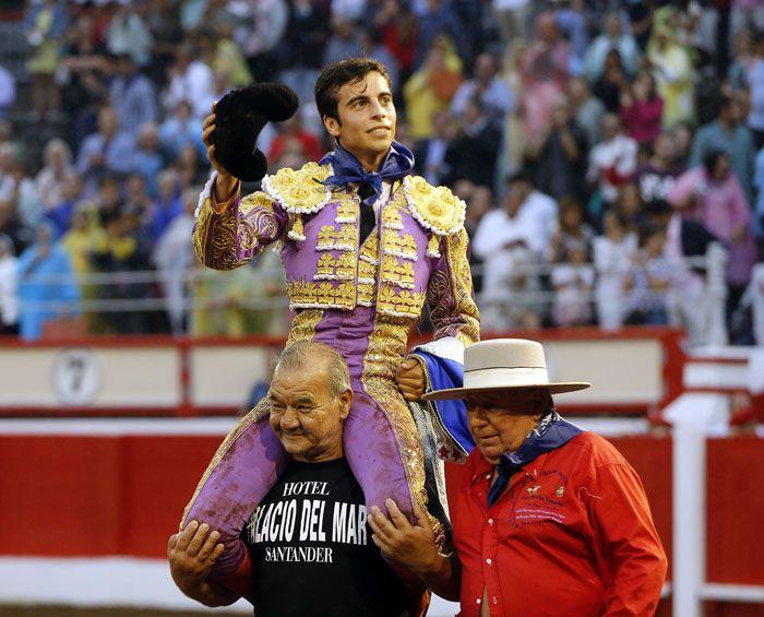 La Peña Taurina de Alejandro Marcos organiza viaje para ir a ver la actuación del torero en Santander