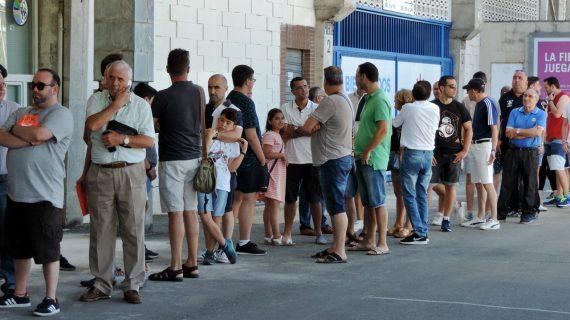 El Salamanca UDS supera la barrera de los 2.500 abonados