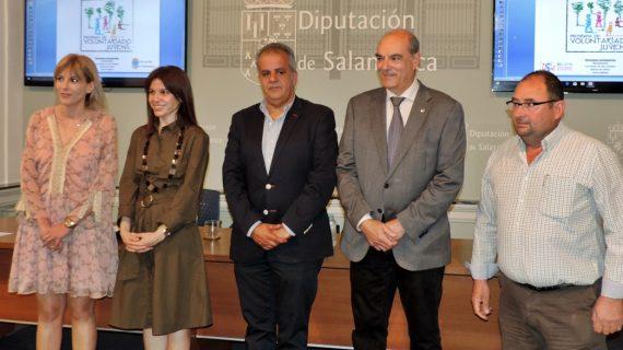 """La Diputación y la Universidad se unen para poner en marcha """"El Camino del Huebra al Yeltes"""""""