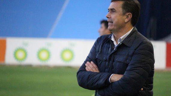 José Miguel Campos, nuevo entrenador del CF Salmantino UDS
