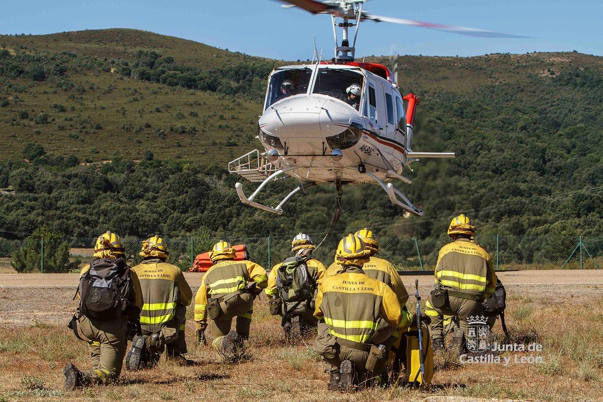 Varios municipios de la provincia se beneficiarán de los trabajos de prevención de incendios forestales