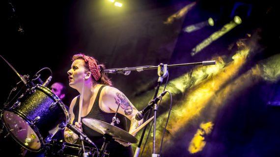 Lindsay Beaver, este jueves en 'Verano se escribe con Blues'