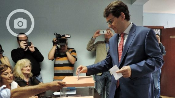 """Mañueco: """"Hoy los afiliados deben expresar con libertad a quien prefieren para liderar el partido"""""""
