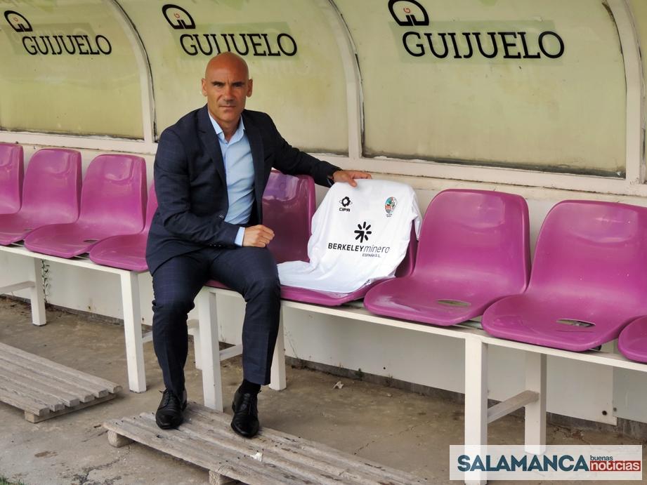 Movilla se despide del Salamanca CF UDS