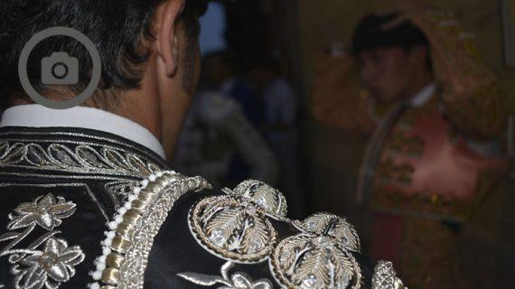 La Glorieta abrió su Puerta Grande para Miguel Aguilar