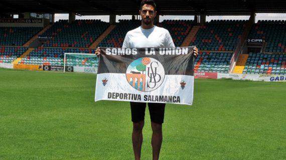 Llega al Salmantino un lateral experto y con recorrido: Fernando Pumar