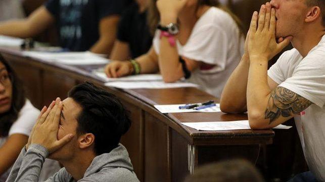 El 87% de los estudiantes del distrito universitario de la USAL supera la EBAU para el Acceso a la Universidad en la convocatoria de julio