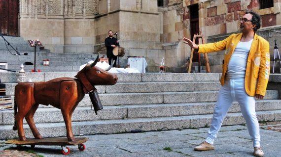 'Trovadores y Juglares' vuelve a la Plaza de San Benito