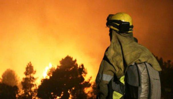 El 28 de agosto será un día de alerta por riesgo meteorológico de incendios forestales