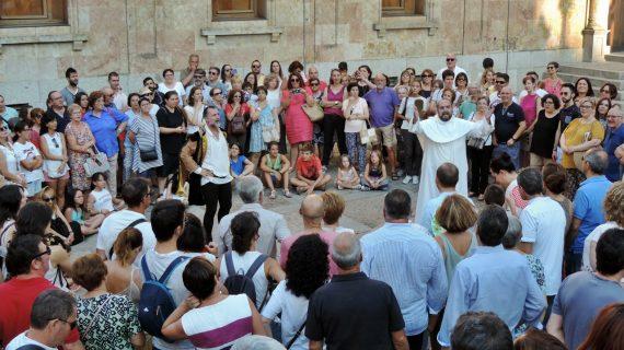 Éxito de participación ciudadana en el programa Plazas y Patios