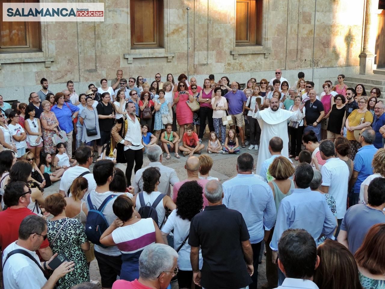 Nuevas citas musicales y escénicas para el fin de semana con 'Salamanca, Plazas y Patios'