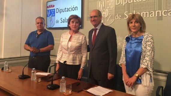 Asprodes recibirá una ayuda de más de 100.000€ por parte de la Diputación de Salamanca