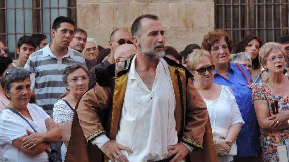 Música, teatro y visitas guiadas para pasar el fin de semana en Salamanca