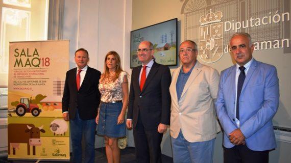 Los Reyes de España inaugurarán Salamaq 2018, la Feria más moderna de los últimos años