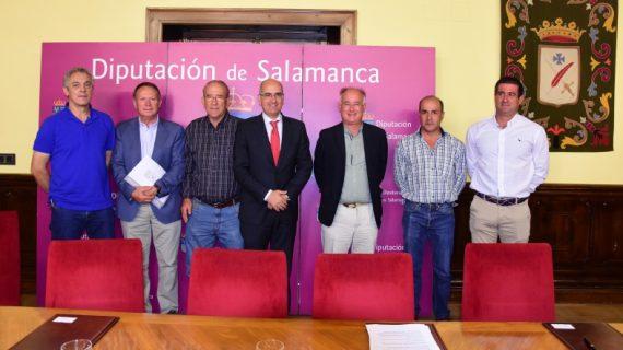 La Diputación destina 214.950 euros a las asociaciones ganaderas de la 30 Exposición de Ganado Puro