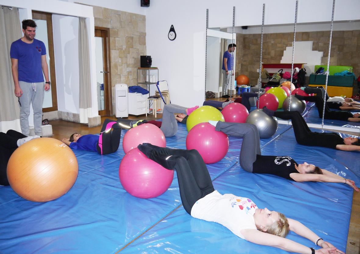 El Club Social de El Tormes ofrecerá nuevas actividades para embarazadas