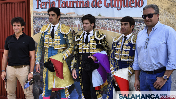 Guijuelo celebra la entrega de premios de su pasada Feria Taurina