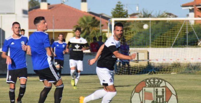 El Salamanca CF UDS cae ante un buen Zamora en Morales del Vino