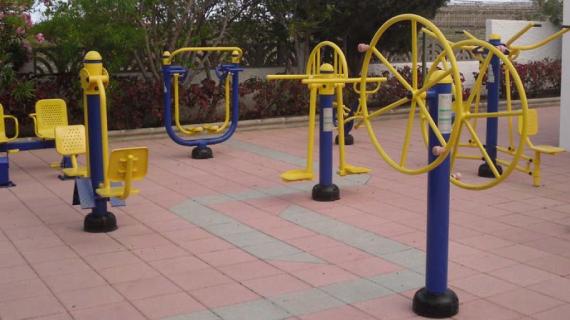 El Ayuntamiento de Salamanca impulsa el ejercicio físico a través del Programa Parques Biosaludables Dinamizados