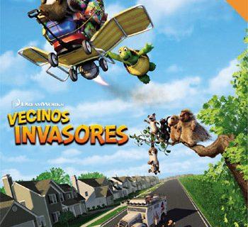 'Vecinos invasores', este viernes en la pantalla de la Torrente Ballester