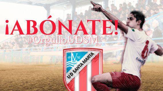 La UD Santa Marta pone en marcha su campaña de abonados