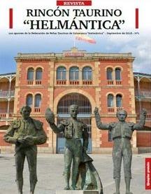 La Federación de Peñas 'Helmántica' presenta el número 5 de su revista