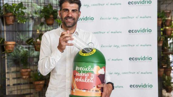 La Vuelta a España y el reciclaje irán de la mano gracias al Ayuntamiento y Ecovidrio