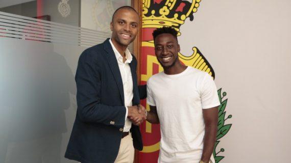 James Anthony Davis llega cedido al Guijuelo por el Real Mallorca
