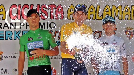 Raúl García se lleva la Vuelta a Salamanca