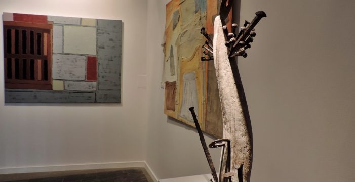 Dos exposiciones en La Salina centran su mirada en la Salamanca rural y urbana